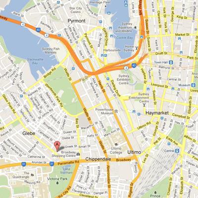 City - Broadway - Indoor_map